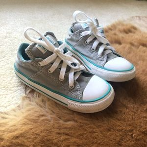 Converse All Star Low Top Chuck Taylor's Infant 9